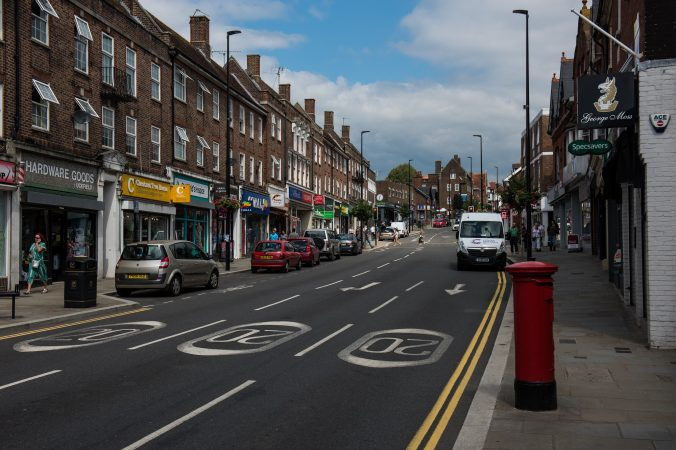 State of the Art CCTV for Uckfield Town Centre