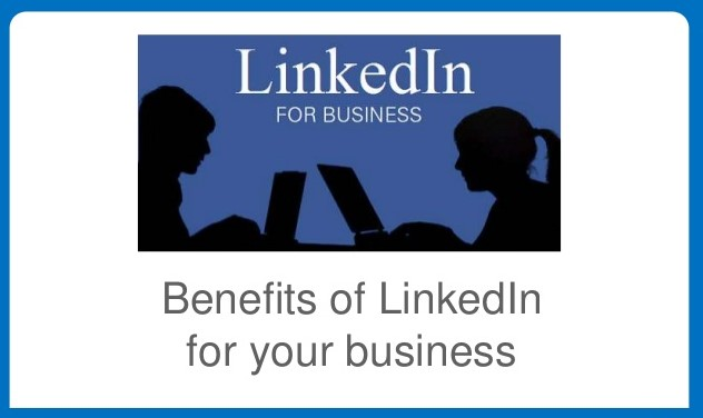 Why should I have a LinkedIn account?