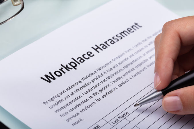 'Time's not up' on Discrimination in the Workplace