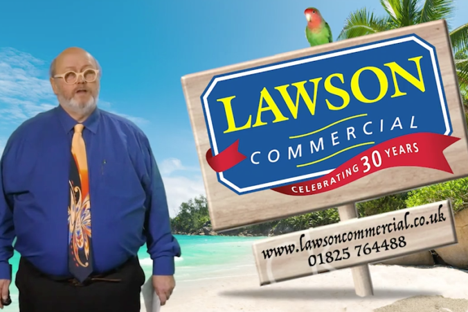 New Video Feature on Lawson Commercial Website