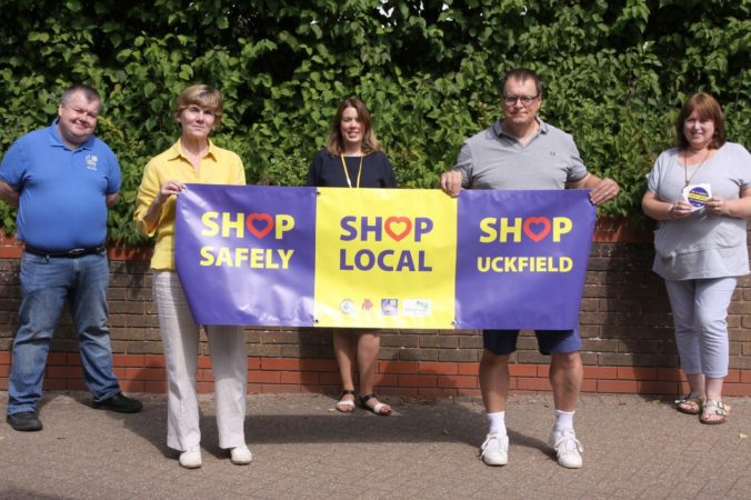 Shop Safely, Shop Local, Shop Uckfield…