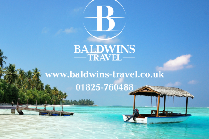 Book with confidence, book with a Travel Agent.