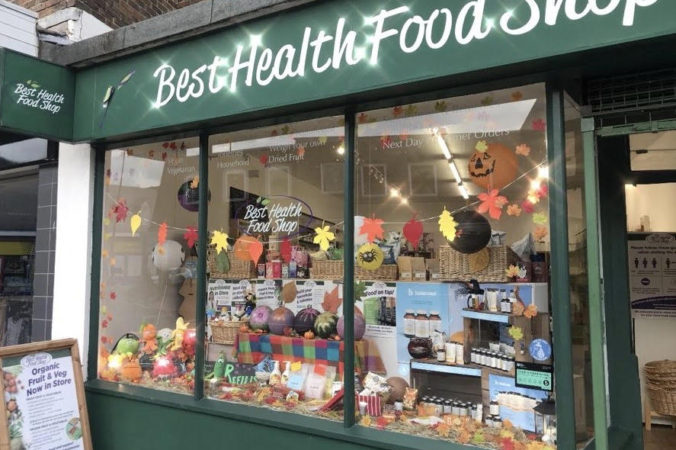 Best Health Food Shop